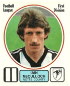 Ian McCulloch, Notts County