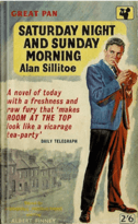 Saturday Nigh and Sunday Morning book cover