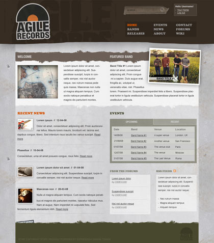 Agile Records