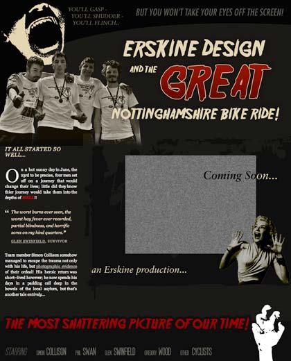 Greg's GNBR Erskine poster