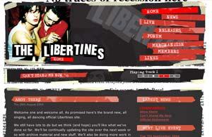 libertines site