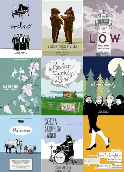 Chris Summerlin posters