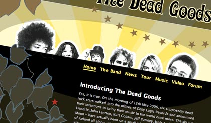 The Dead Goods