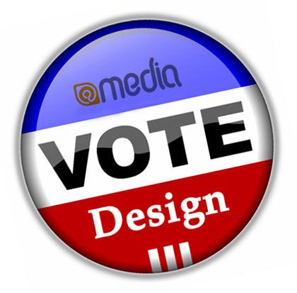 Vote Design this Thursday