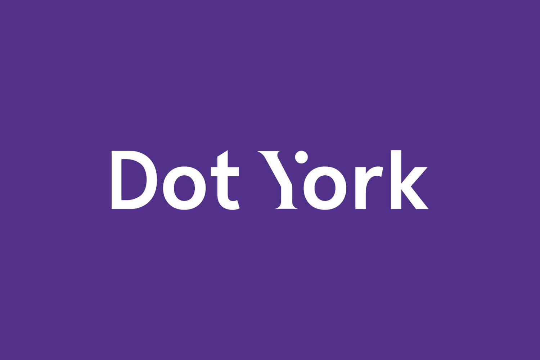 Simon Collison   Identity at Dot York 2018