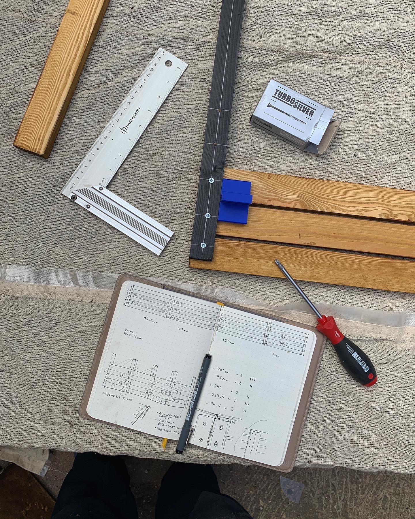 Tools and diagrams