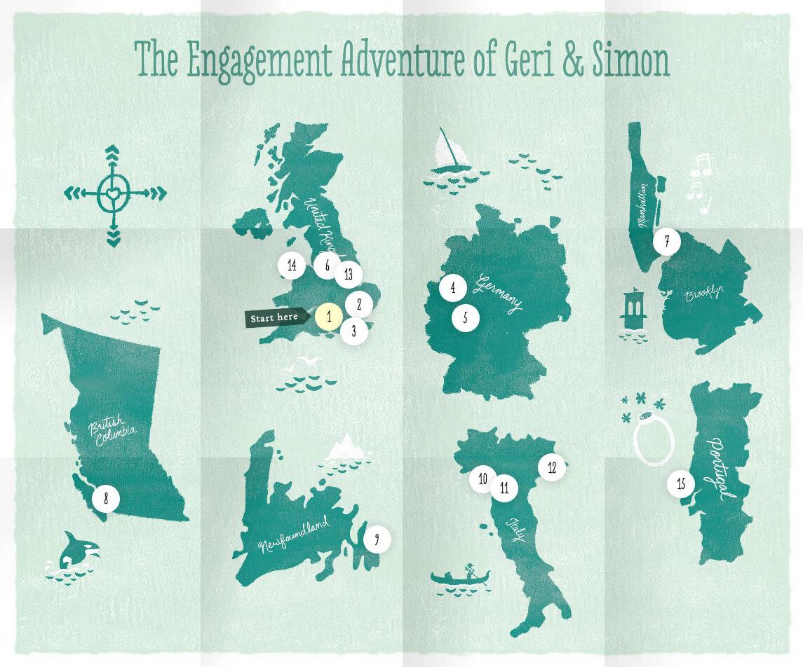 Geri and Simon responsive engagement map